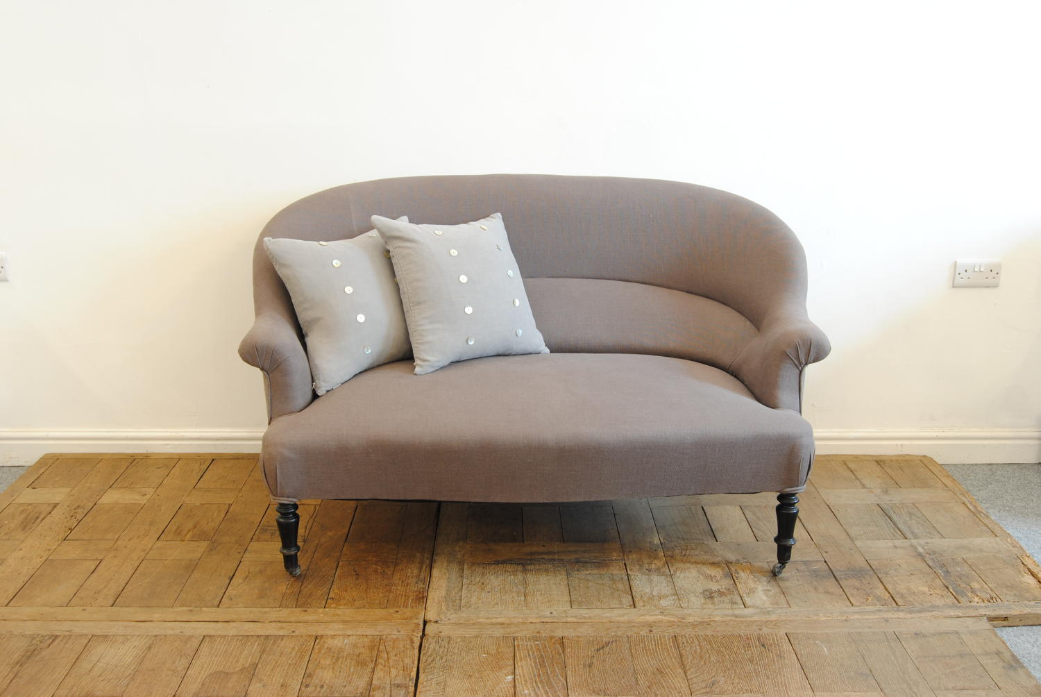 French Upholstered Sofa