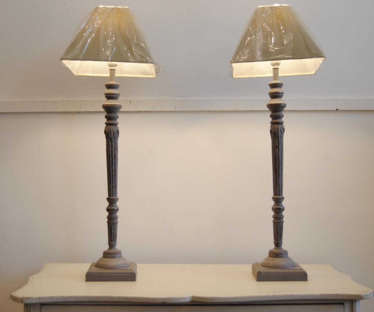 Traditional Style Lamp