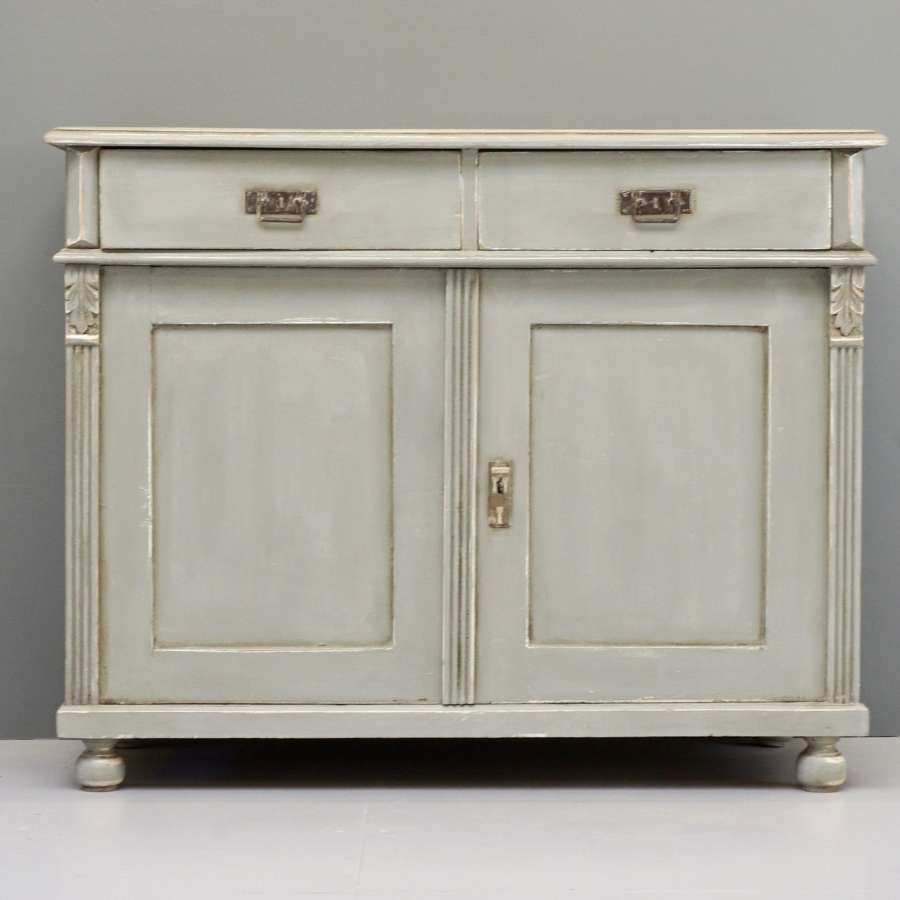 Continental two door cupboard