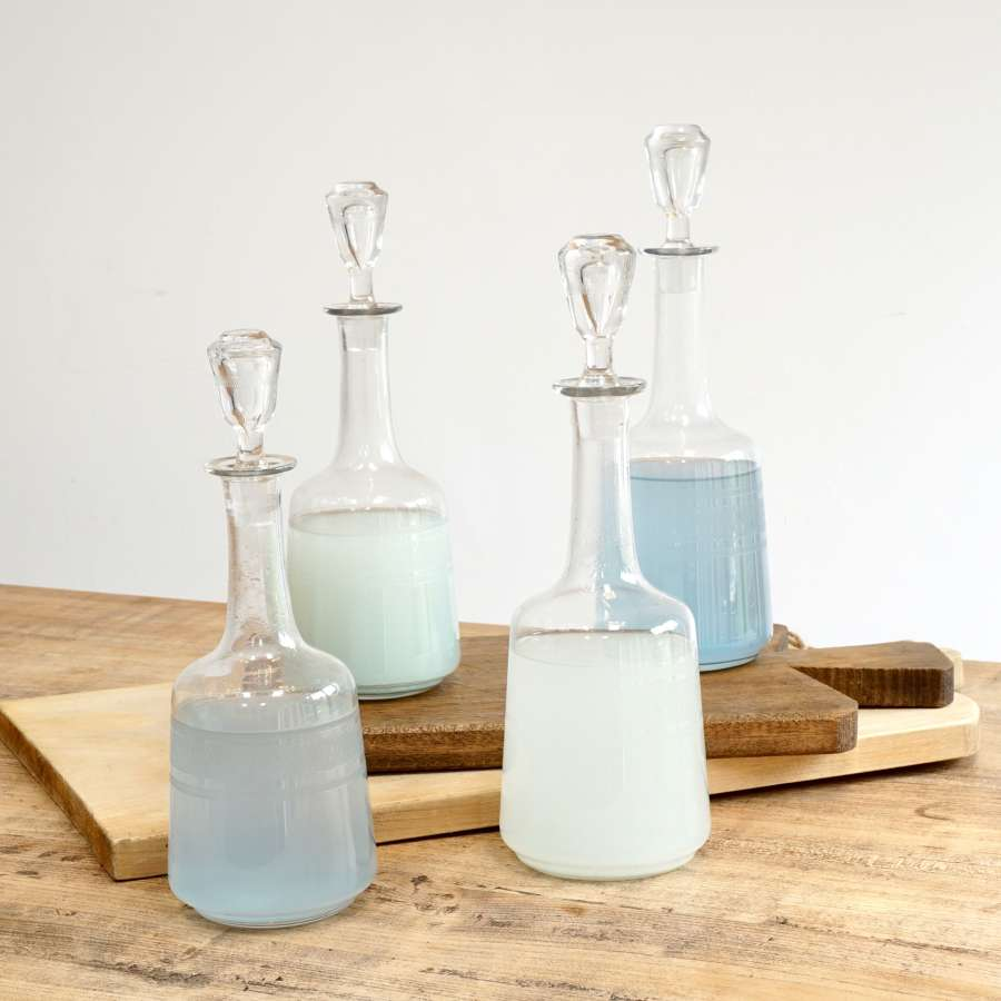 French Decanters