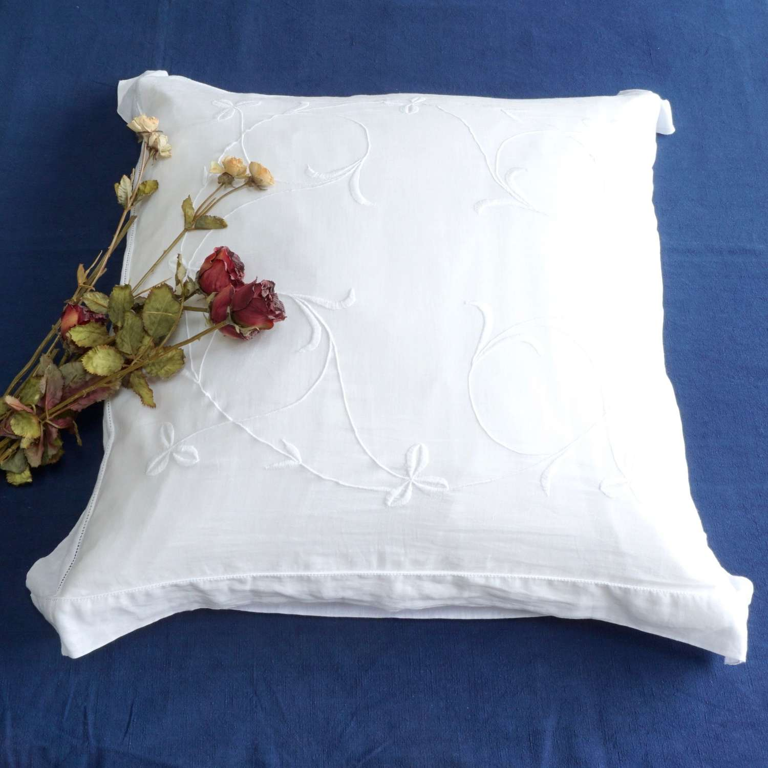 French Antique Cushion