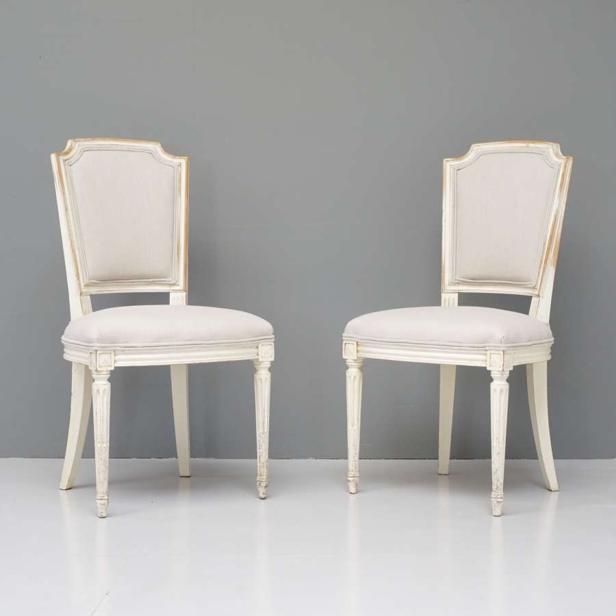 Pair of French Chairs