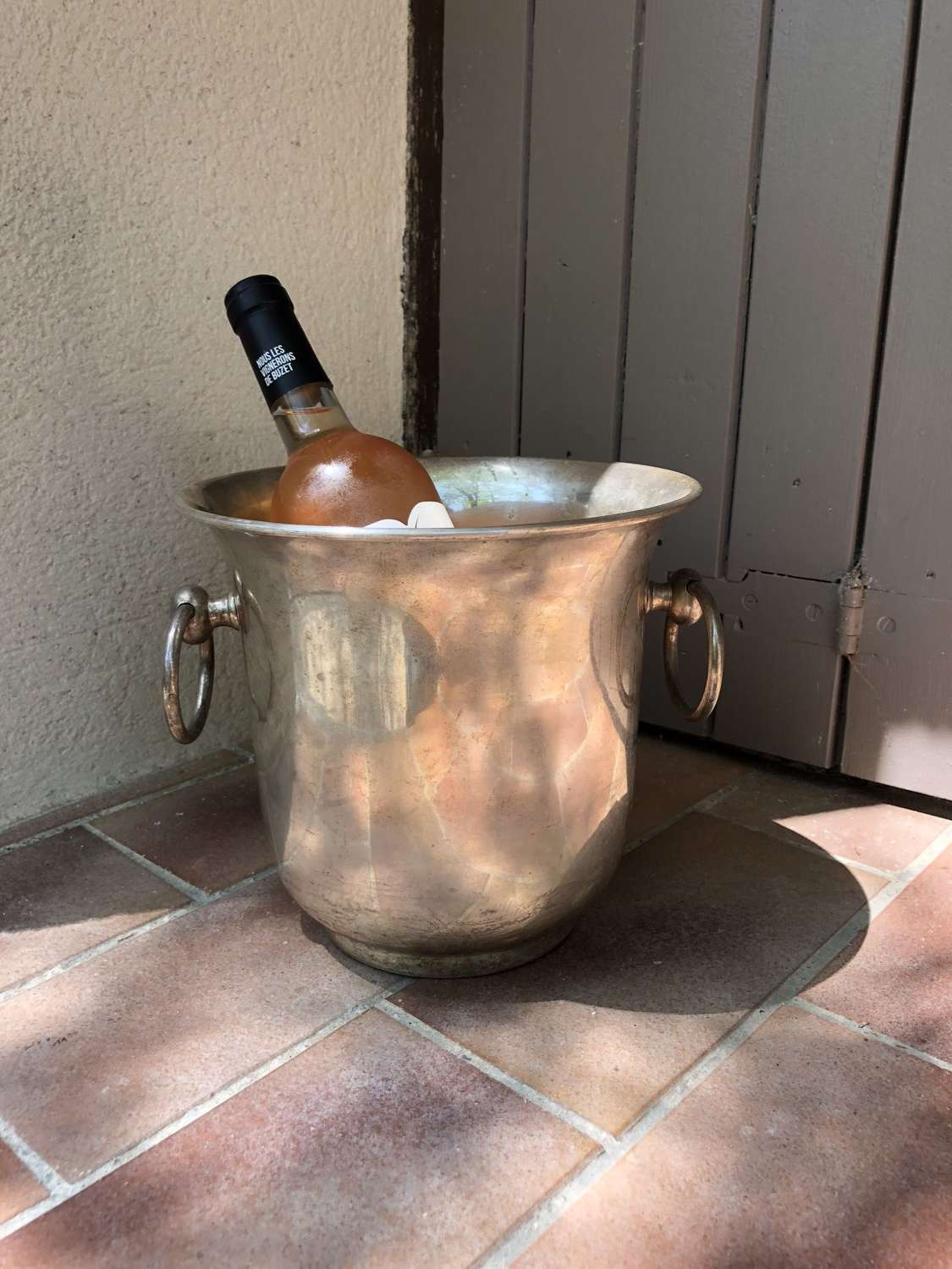 French Ice Bucket