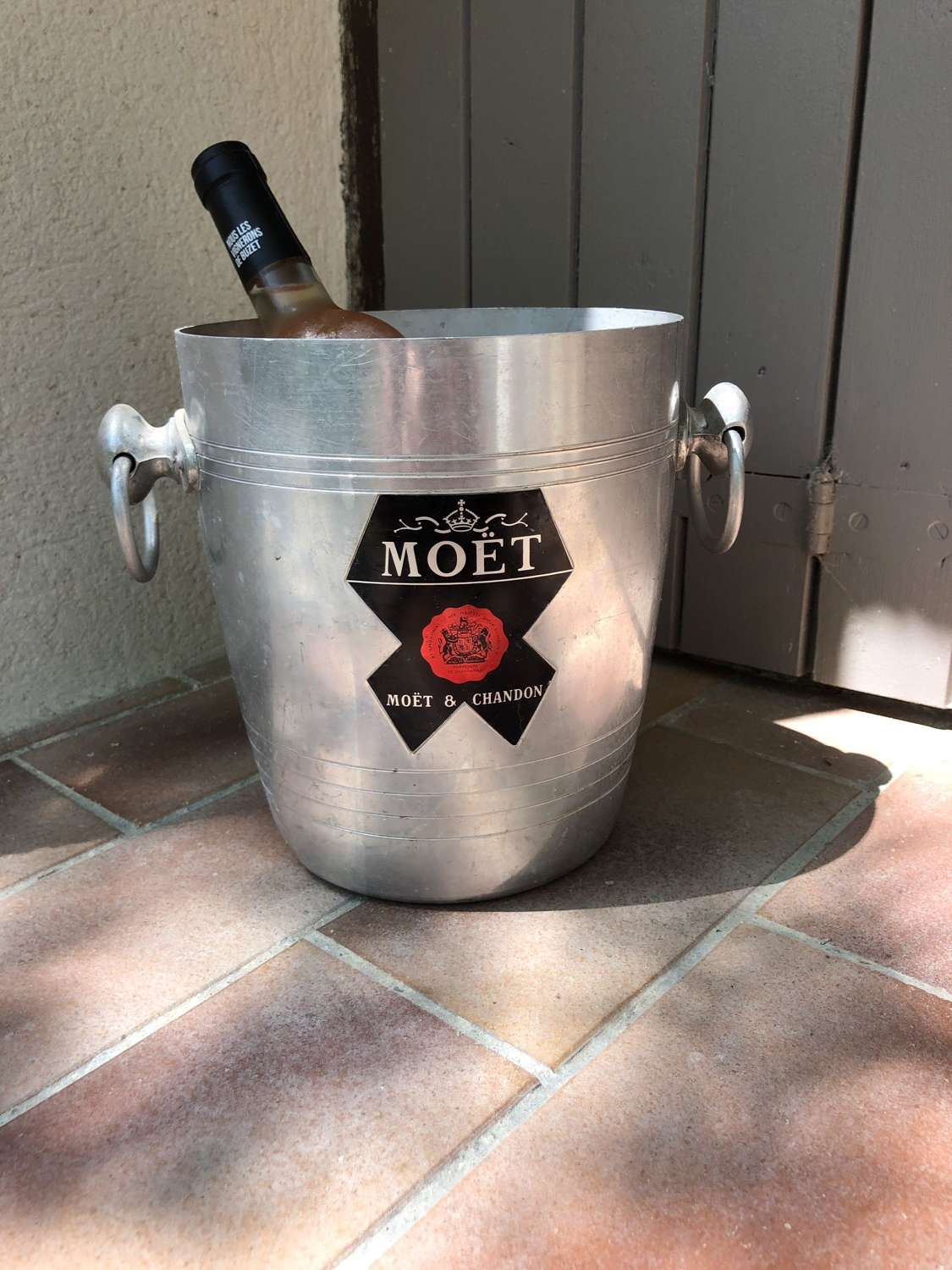 French 'Moet & Chandon' Ice Bucket