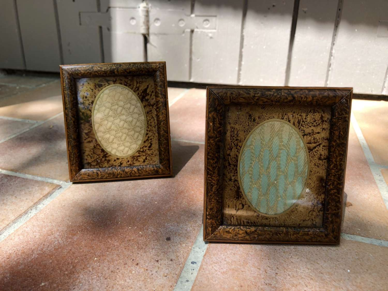 Pair of French Frames