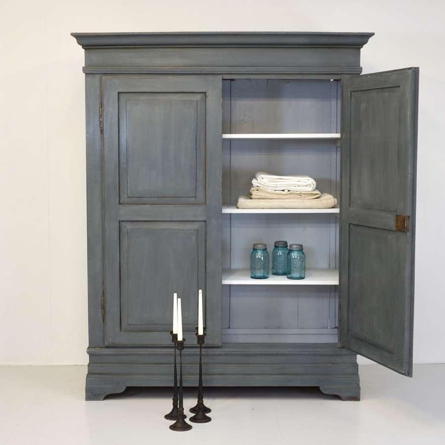 Painted Housekeepers Cupboard