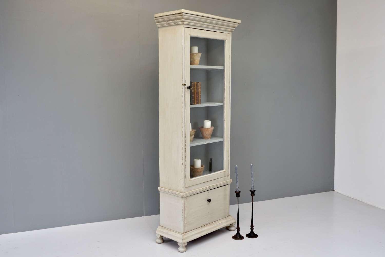 Continental Glazed Cupboard