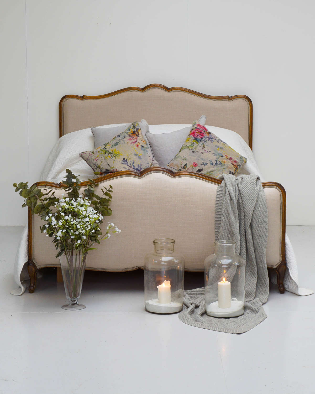 French Double Bed