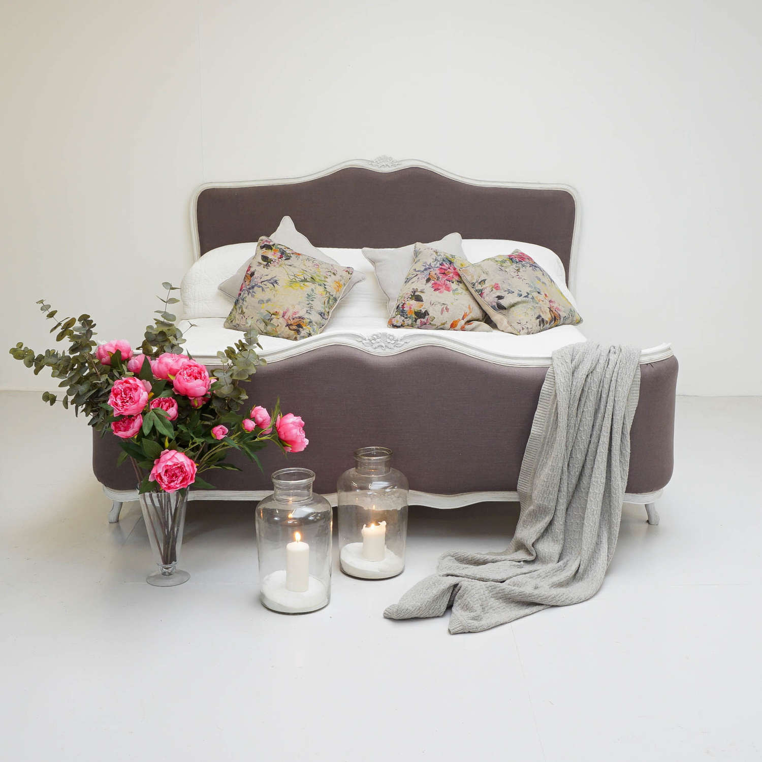French Superking Size Bed